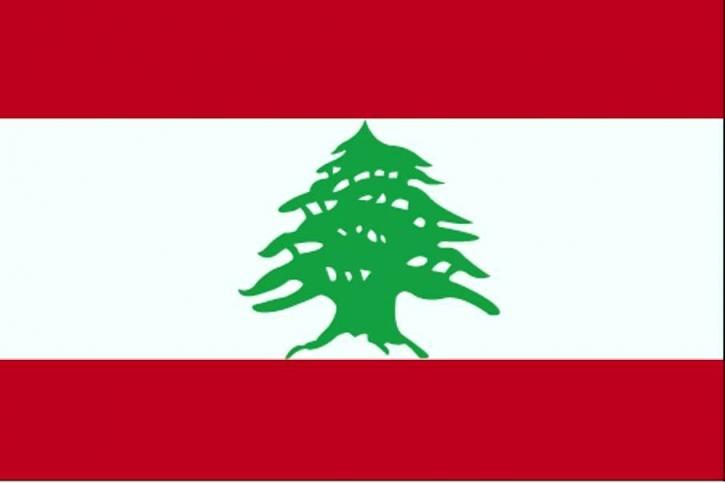 zastava, Libanon