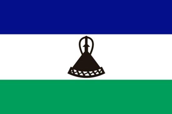 ธง เลโซโท