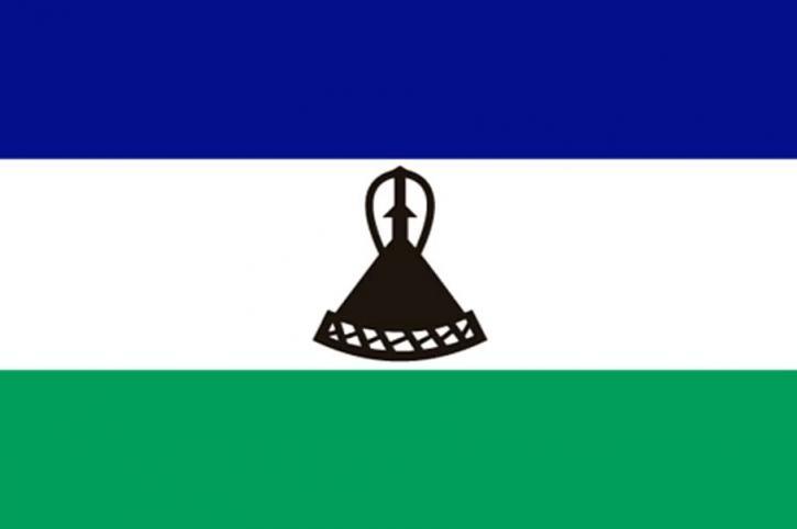 vlajka, Lesotho