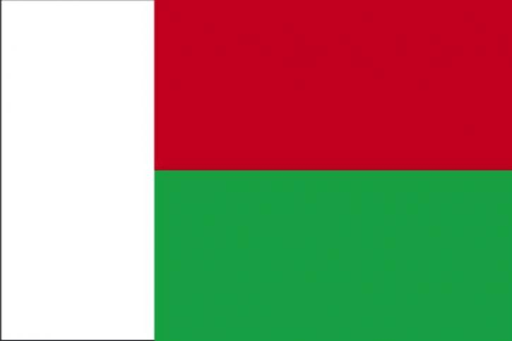 vlag, Madagaskar