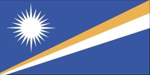 flag, Marshalløerne