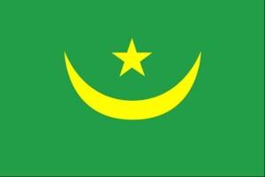 flag, Mauritania