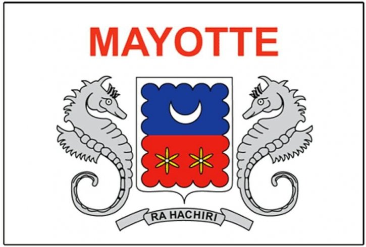 cờ, Mayotte