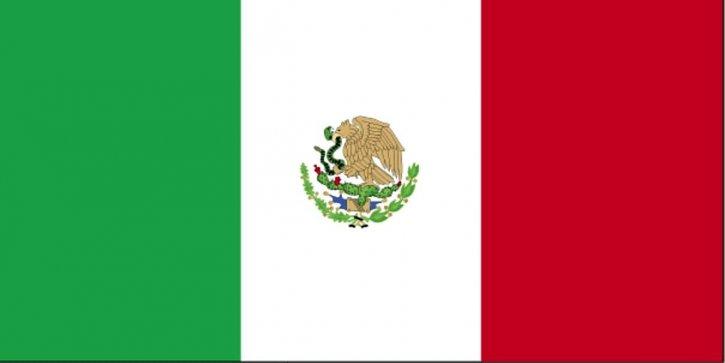 플래그, 멕시코