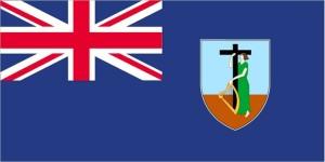 флаг, Монсерат