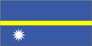 drapeau, Nauru