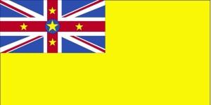 flagga, Niue