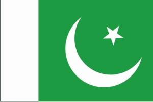 drapeau, Pakistan