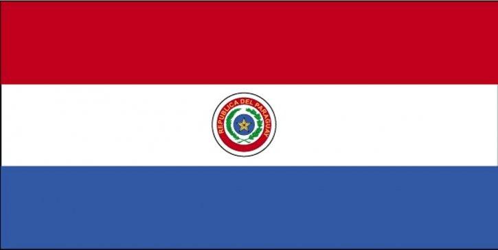 σημαία, Παραγουάη