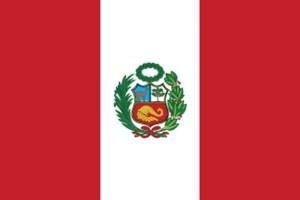 cờ, Pê-ru