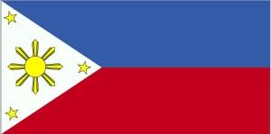 σημαία, Φιλιππίνες