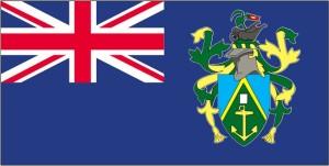 bandiera, isole Pitcairn