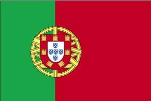 la bandiera, il Portogallo