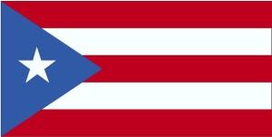 vlajka, Puerto Rico