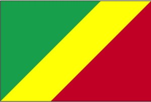 flag, Republic Congo
