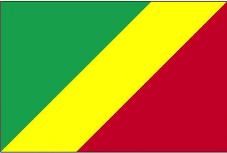 플래그, 콩고 공화국