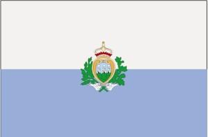 bandera, Marino