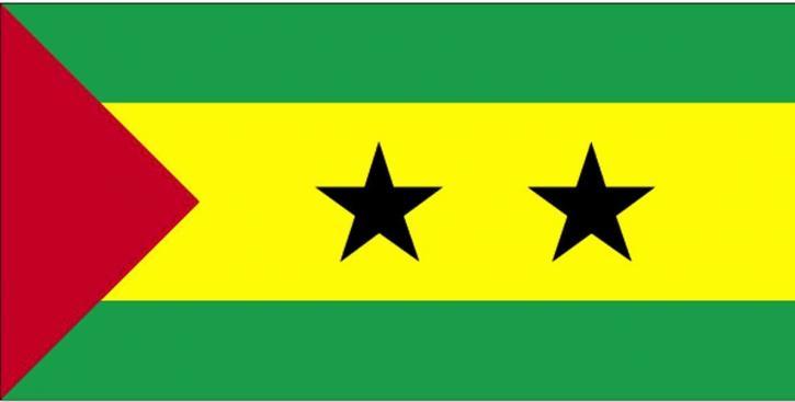 flagg, Tome og Principe