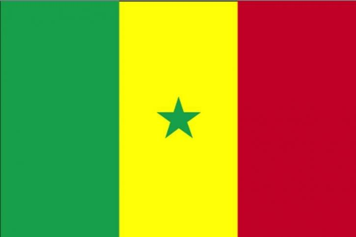 bandera, Senegal
