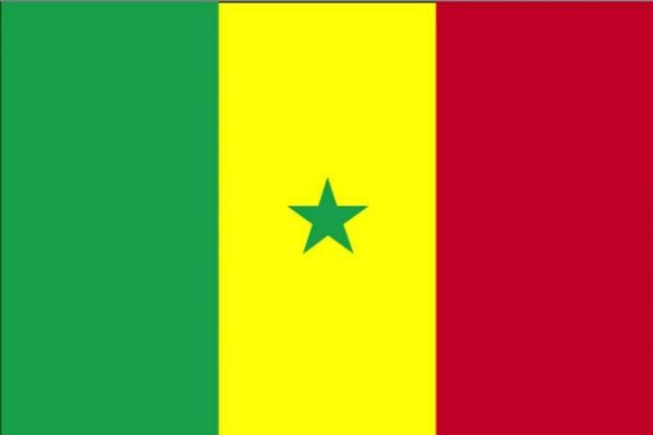 flagg, Senegal