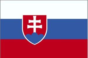 bandera, Eslovaquia