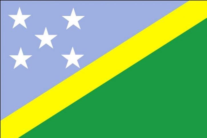 flagg, Salomonøyene