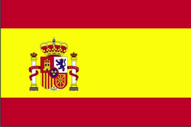 Flagge, Spanien