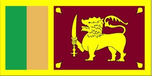 flag, Sri Lanka