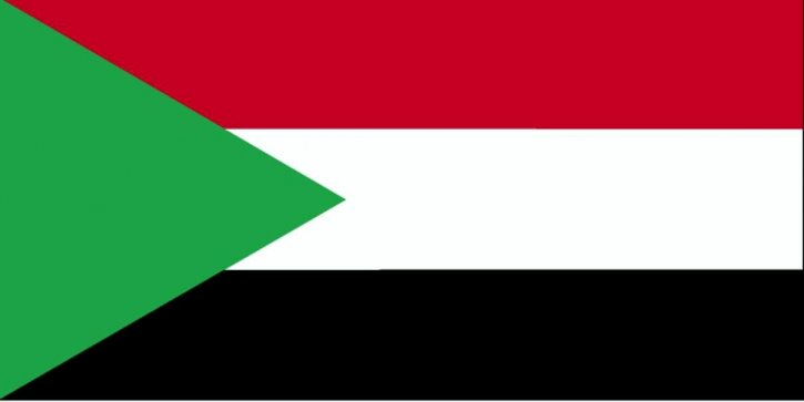 flagg, Sudan