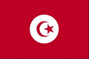 drapeau, Tunisie