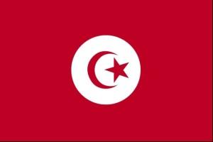 Flagge, Tunesien