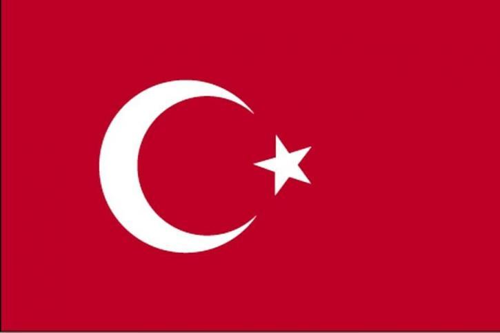 drapeau, Turquie