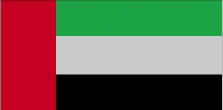 drapeau, Emirats Arabes Unis