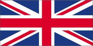 国旗, 英国