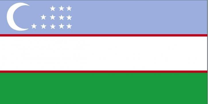 flagg, Usbekistan