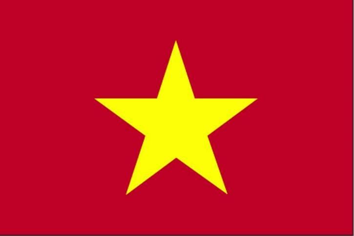 lippu, Vietnam