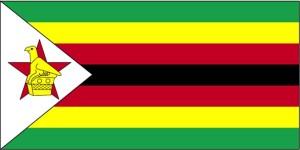 drapeau, Zimbabwe