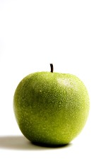 bright green, Granny Smith apple