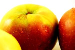 ผลไม้ ผัก แอปเปิ้ล