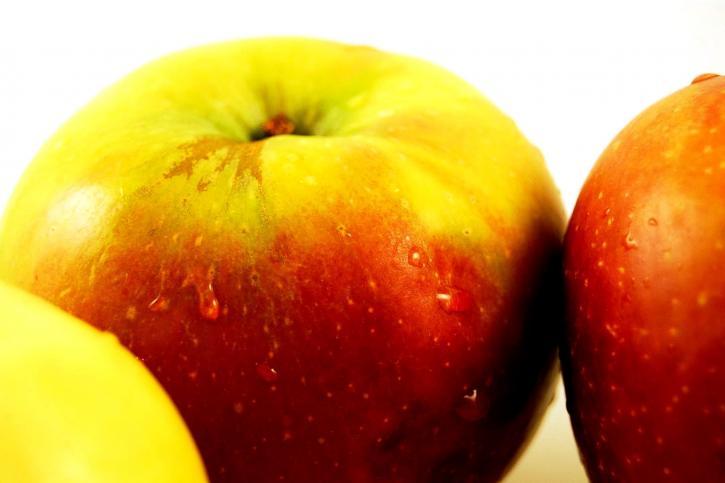 frukt, grønnsaker, apple