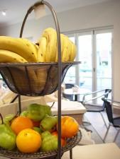 fruts, banana, oranfe, avocado