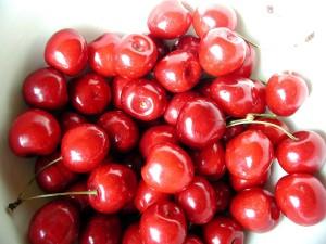 cherry, bowl