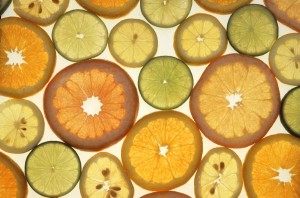 citrus, slices