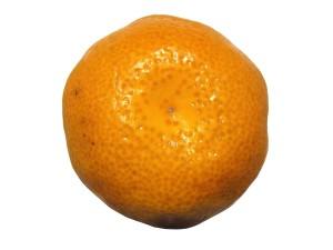 μανταρίνι, φρούτα, λευκό φόντο
