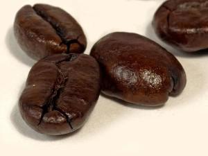 nesfărâmat, cafea, fasole