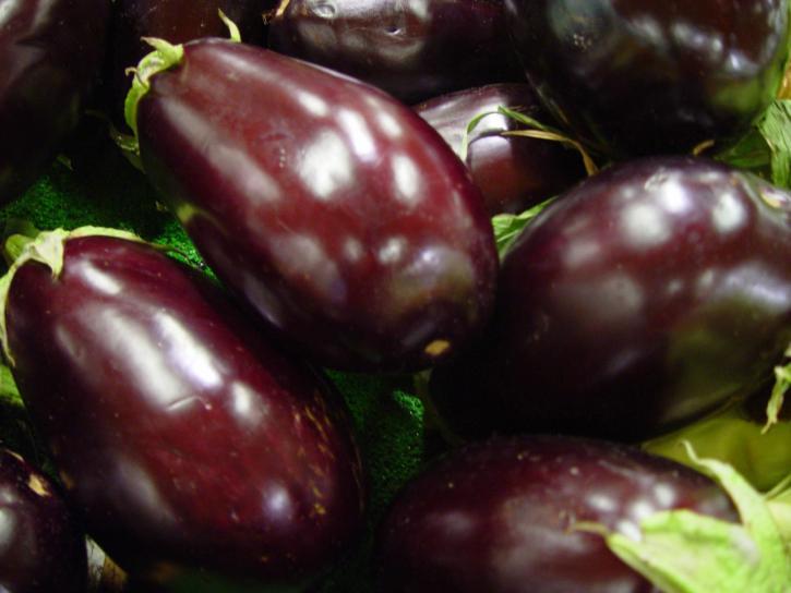 eggplant, vegetable, aubergines