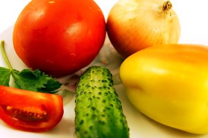 fruits, vegetables, various, plants