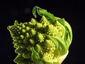 romanesco, broccoli