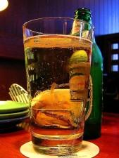 verres, bière, tasses