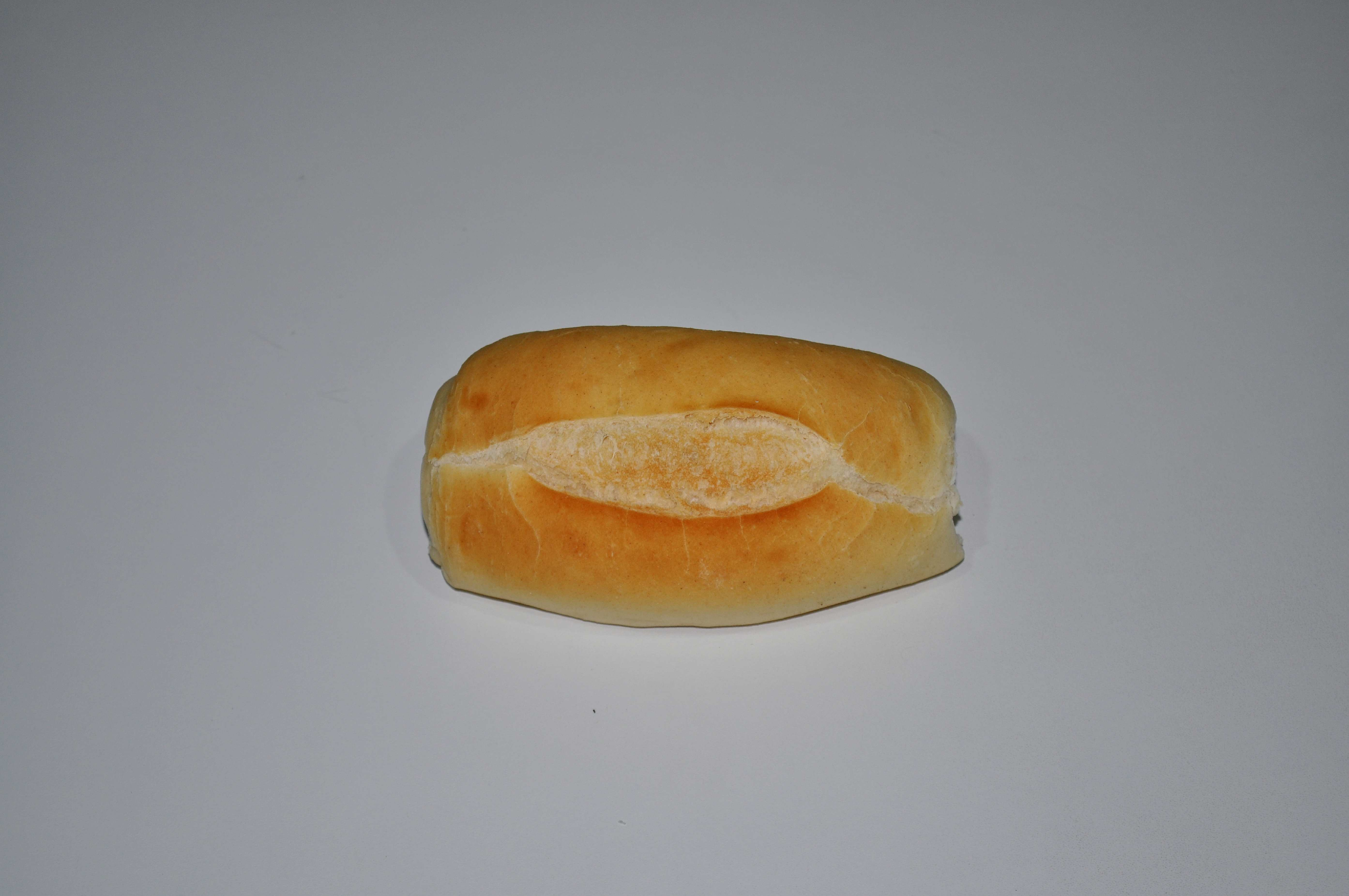Free photograph; small, bread, white, background